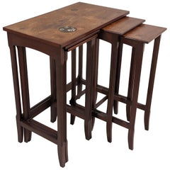 Nesting Tables by Louis Majorelle