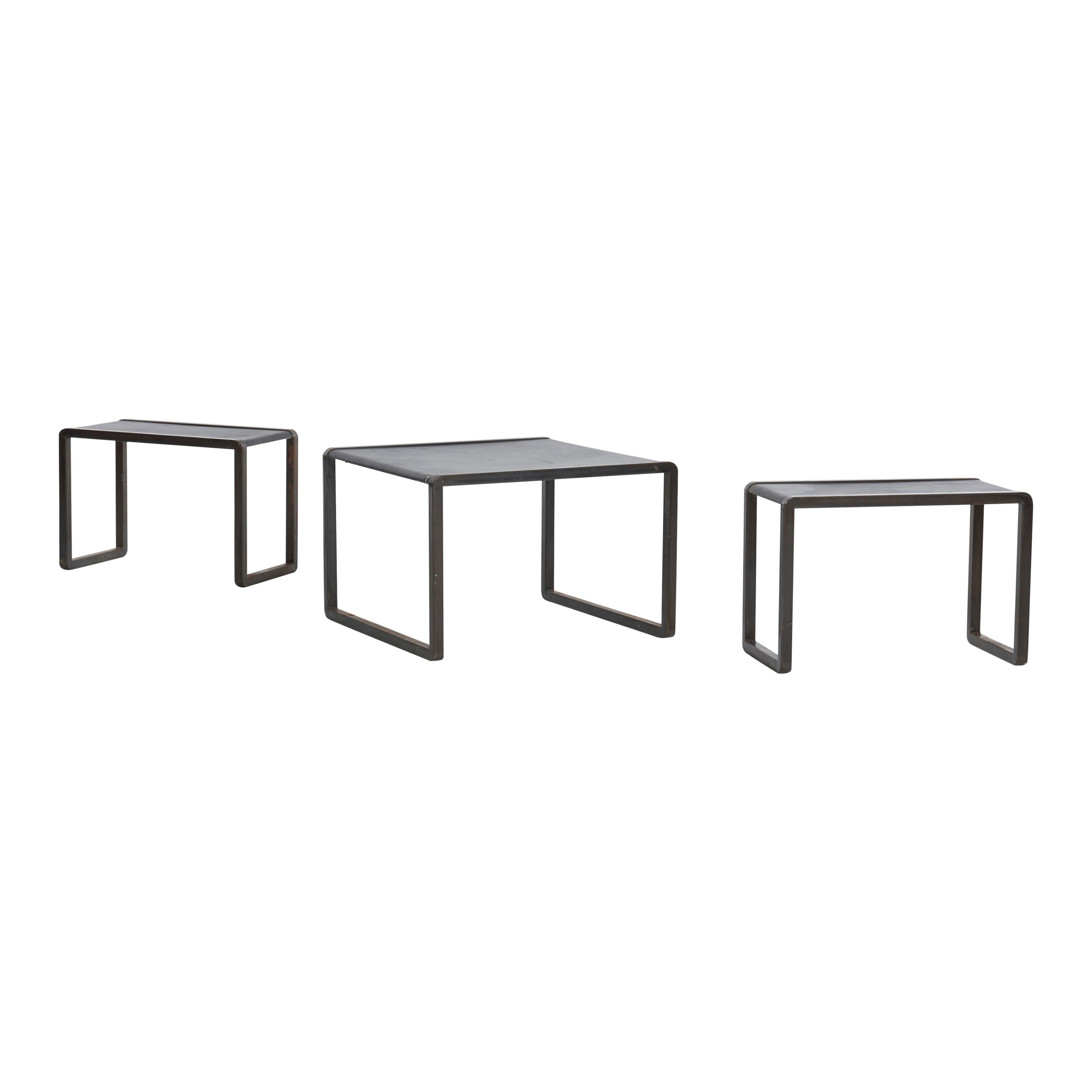 Nesting Tables by Marco Fantoni