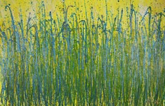 A closer look (Luminance garden) 4, Painting, Acrylic on Canvas