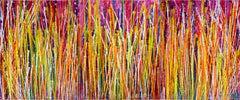 Daydream (chaos garden), Painting, Acrylic on Canvas