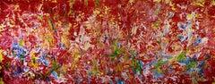 Energy Rising 3, Painting, Acrylic on Canvas