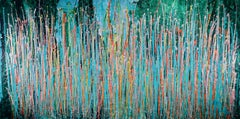 Fugitive imagination, Painting, Acrylic on Canvas