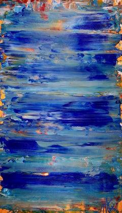 Mediterraneo, Painting, Acrylic on Canvas