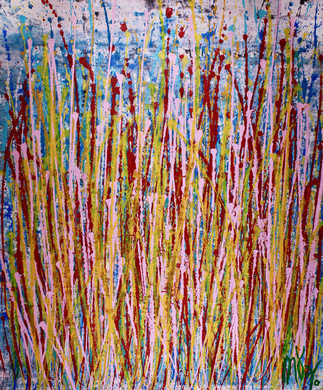 Momentum 2, Painting, Acrylic on Canvas