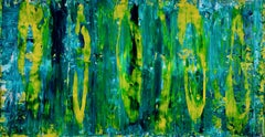 Ripples 1, Painting, Acrylic on Canvas
