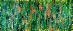 XL A closer look (Forest Affairs), Painting, Acrylic on Canvas
