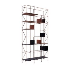 Network Bookcase by Paster & Geldmacher