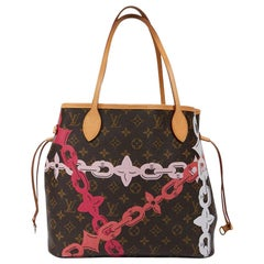 Neverfull Bay Rose LOUIS VUITTON Limited Edition