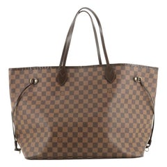Neverfull Tote Damier GM