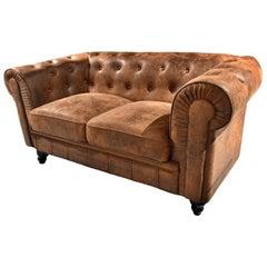 New 2 Seater Spanish Sofa Model Vintage