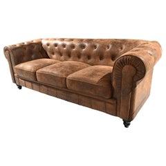 New 3 Seater Spanish Sofa Model Vintage