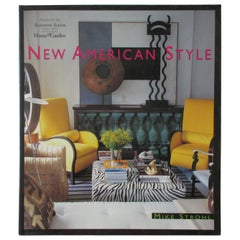 New American Style Hardcover Book