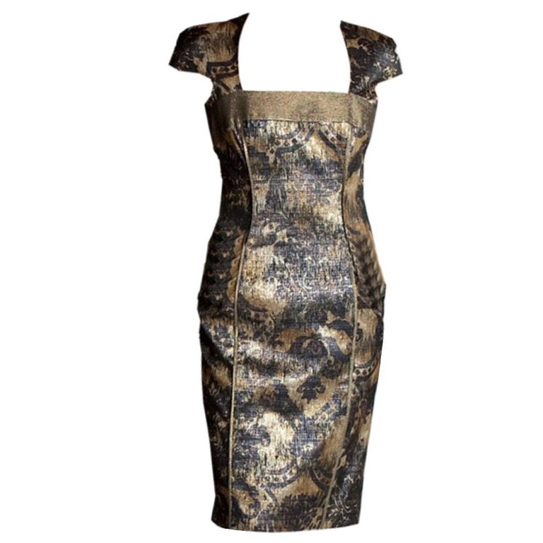 Badgley Mischka Couture Cocktail Dress