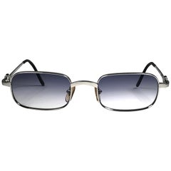 New Cartier Temper 48mm Brushed Platine Plated Sunglasses France
