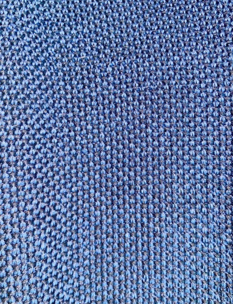 NEW Chanel Signature Crochet Knit Bermuda Shorts Pants For Sale 1