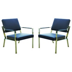 Brass chairs, Model PM1