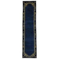 New Contemporary Chinese Art Deco Style Runner