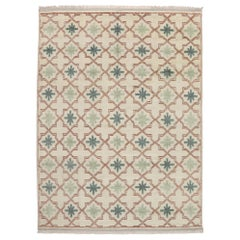 New Contemporary Moroccan Rug with Modern Mediterranean Style