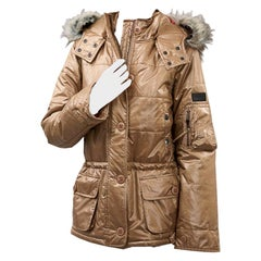 New Da-Nang Detachable Hood Puffer Jacket