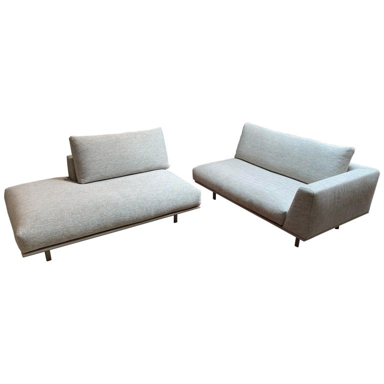 Sofa 2pc From Dakota With Divani Chaise New Bontempi 8nXOkw0PZN