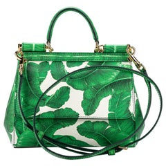 New Dolce & Gabbana Banana Leaf Sicily Bag
