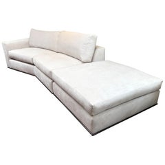 New Elan 2 Piece Sectional by Nathan Anthony
