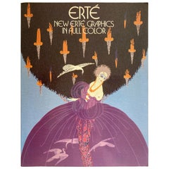 New Erté Graphics in Full Color by Erté Unknown Binding, January 1, 1984
