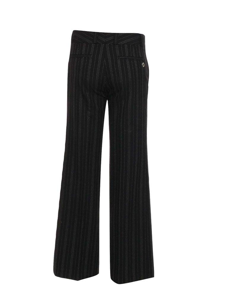 New Gucci 90th Anniversary Wool Runway Pants F/W 2011 Sz 38 For Sale 4
