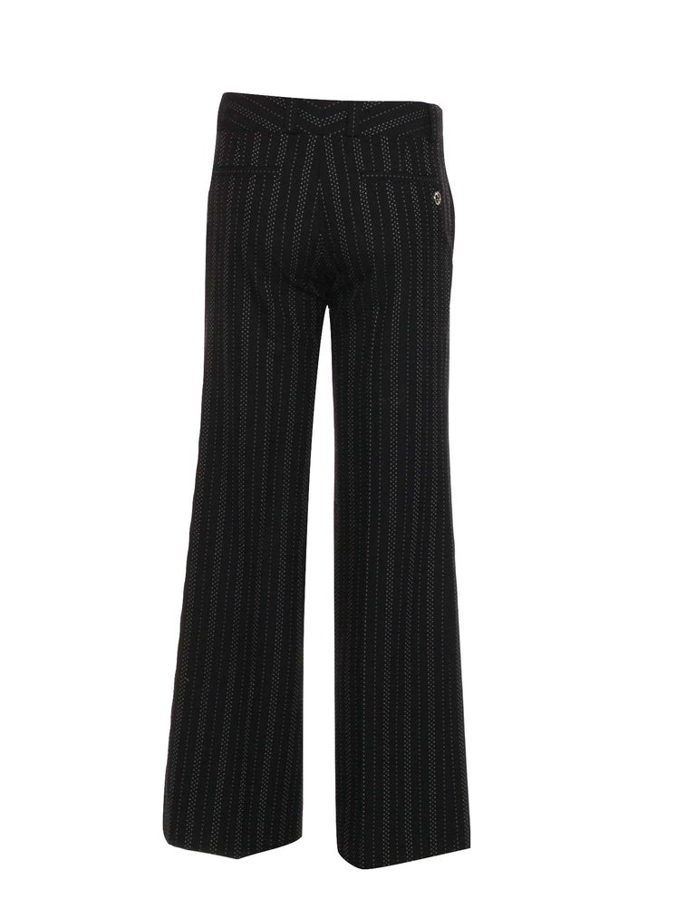 New Gucci 90th Anniversary Wool Runway Pants F/W 2011 Sz 46 For Sale 2