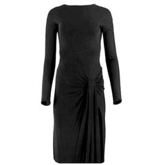 NEW Gucci Black Open Back Cocktail Evening Dress