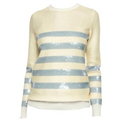New Gucci Cruise Resort 2015 Ad Cashmere Sequin Sweater