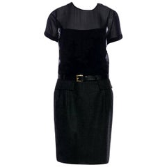 New Gucci Wool & Cashmere Dress 90th Anniversary Pre-Fall 2011