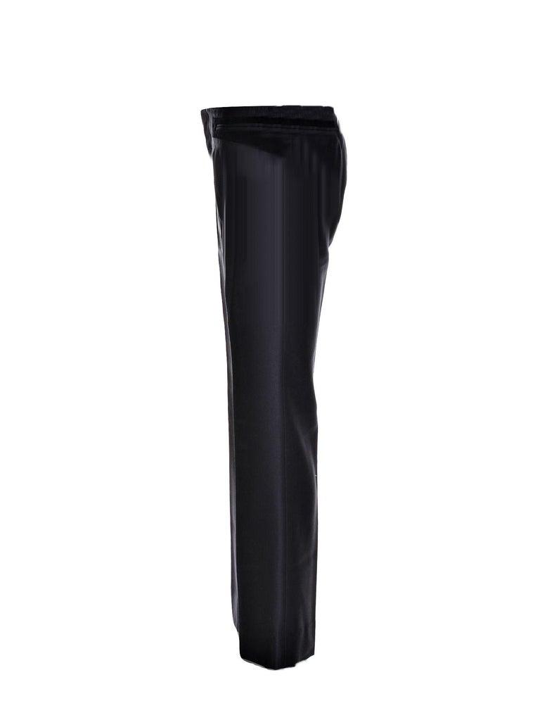 New Gucci Wool & Silk Runway Pants F / W 2005 Sz 44 U.S. 8 For Sale 3