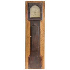 New Hampshire Architectural Faux Front Tall Case Clock