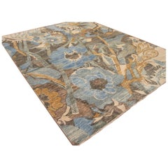 Neuer handgefertigter moderner zeitgenössischer Designer Teppich