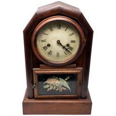 New Haven Clock Co. Mantle Clock