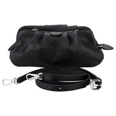 New in Box Louis Vuitton Black 2 Way Perforated Bag