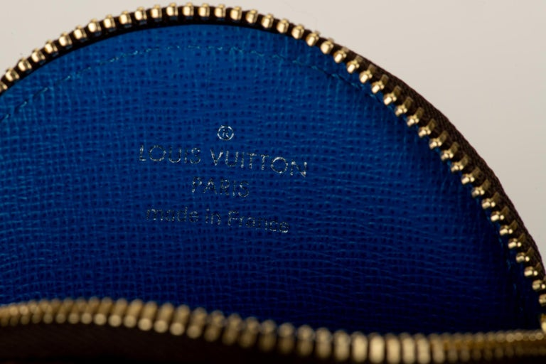 New in Box Louis Vuitton Christmas 2019 Venice Coin Case For Sale 1