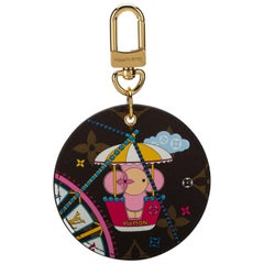 New in Box Louis Vuitton Christmas Ferris Wheel Keychain