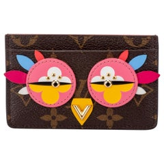 New in Box Louis Vuitton Limited Edition Card Case