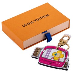 New in Box Louis Vuitton Limited Edition  Courcheverl Keychain
