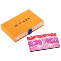 New in Box Louis Vuitton Limited Edition Escale Card Case