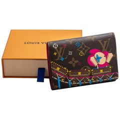 New in Box Louis Vuitton Limited Edition Rollercoaster Wallet