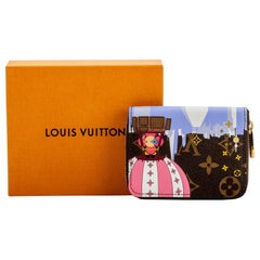 New in Box Louis Vuitton Limited Edition  Shanghai Zipped Wallet