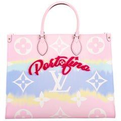 New in Box Louis Vuitton Portofino On The Go Limited Edition Bag
