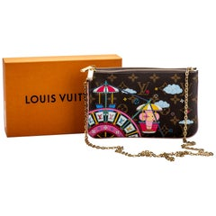 New in Box Louis Vuitton Xmas Ferris Wheel Bag
