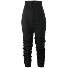 New Jacquemus 'Le Corsaire' Fronce Trousers Pants FR36 US 2-4