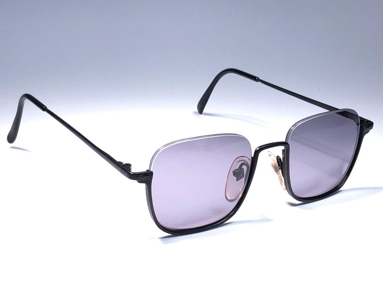New Jean Paul Gaultier Half Frame Sunglasses 1990's Made in Japan  For Sale 2