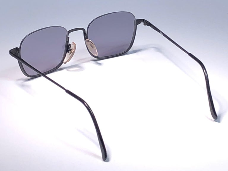 New Jean Paul Gaultier Half Frame Sunglasses 1990's Made in Japan  For Sale 3