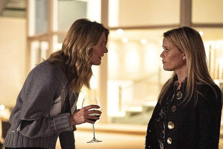 Rare   Brand New  Alexander McQueen Laura Dern AKA Renata Klein's Sweater in 'Big Little Lies' Season 2 Episode 6